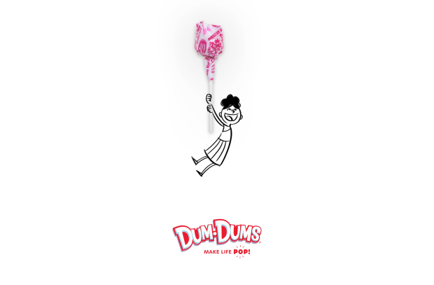 Dum Dums Lollipops Make Life Pop with Endearingly Simple Animations