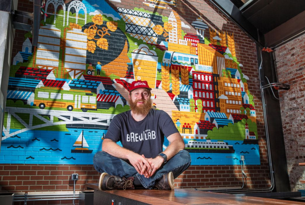 Duncan Channon Helps Redhook Brewery Get Back to Craft Roots with Seattle Brewlab