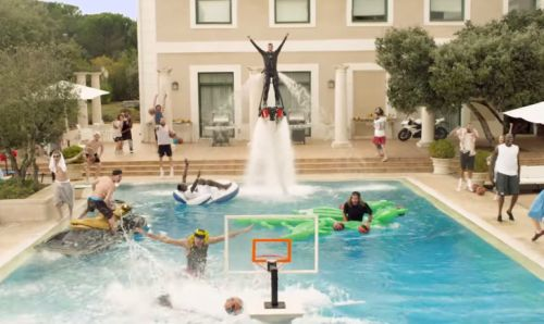 CP+B Takes A Long Shot In Turkish Airlines Spot