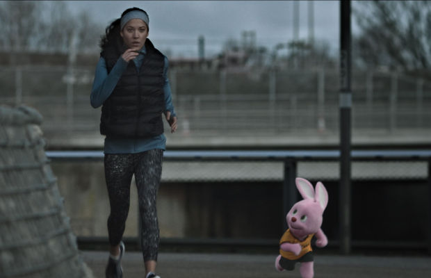Duracell Bunny Gets Disruptive in New Sporting Pastiche Ad
