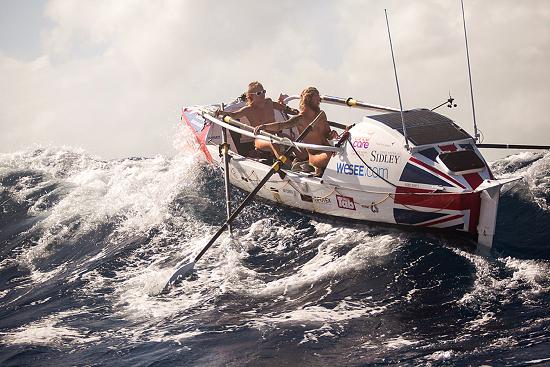 Duracell Sponsors Epic Record-Breaking Atlantic Journey