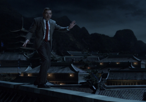 How Framestore & Snickers Took Mr Bean to Ancient China