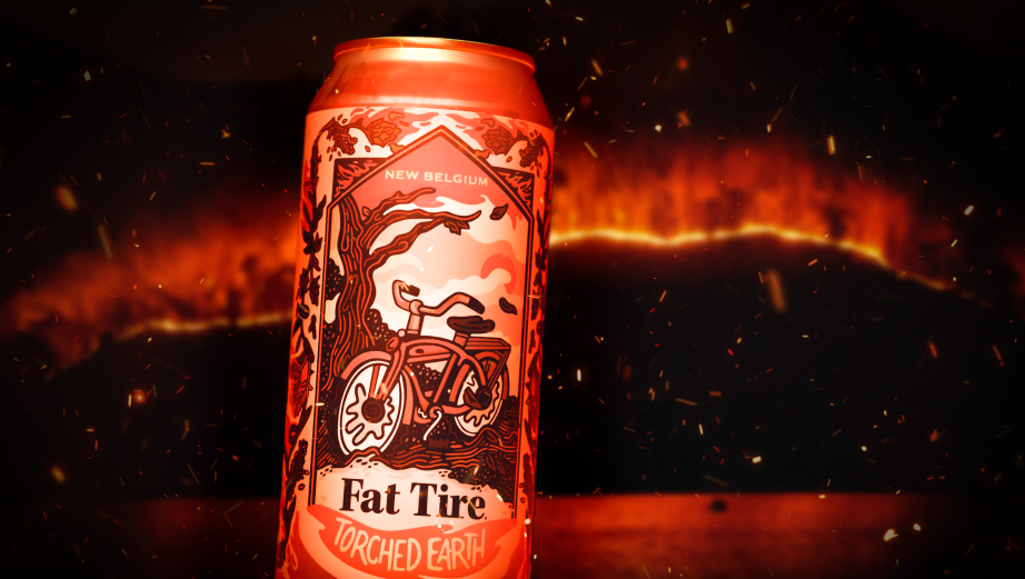 Fat Tire Launches Beer from a Climate-Ravaged Future... and It Tastes Awful