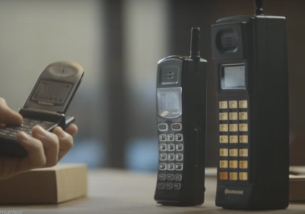 72andSunny Amsterdam Takes us Through Tech & Time in New Samsung Film