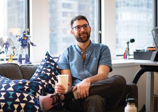 Editor Joe Siegel Joins LVLY
