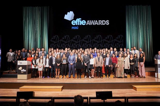 McCann Lima Named Agency of the Year at Effie Awards Perú 2019