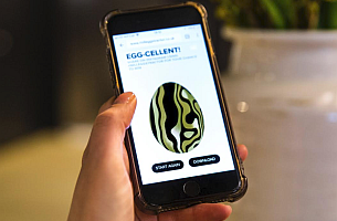 The Mill London Creates Egg-Citing App for Easter