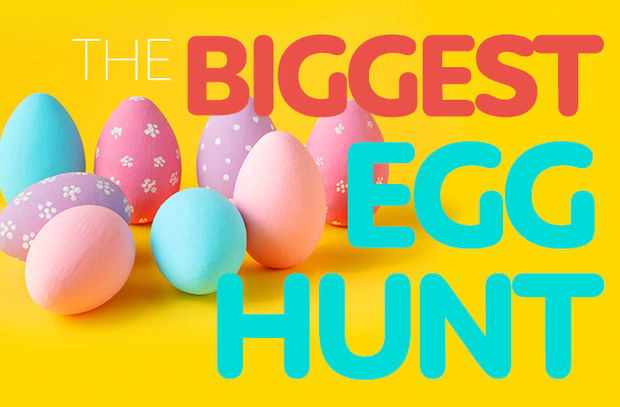 Pegasus Airlines Launches Biggest Egg Hunt to Celebrate Website Transformation