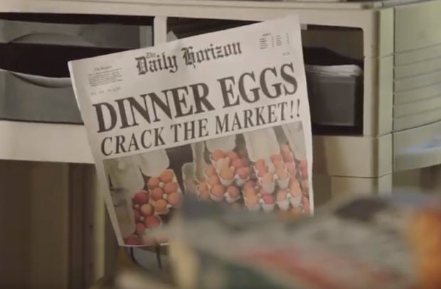 This Documentary Introduces a Brand New Phenomenon - the Dinner Egg