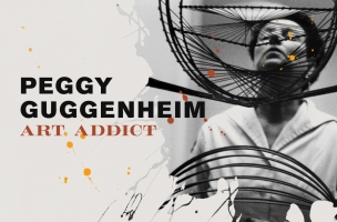 Trollbäck + Co Designs Painterly Opening for Peggy Guggenheim Documentary