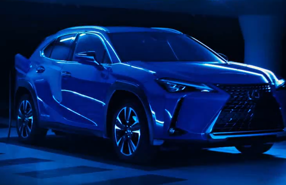 Lexus Hits the Road in Electrifying Spot Directed by Adrian Chifor