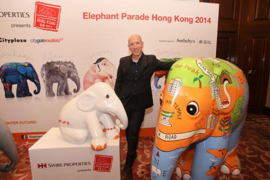 Barclays Presents The Elephant Parade Grand Gala Auction