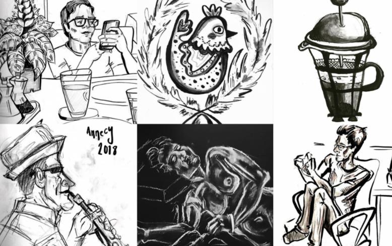 Inside My Sketchbook: Elmaz Ekrem's 5 Top Tips