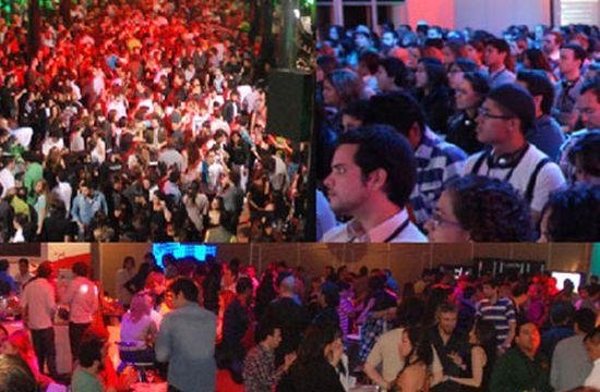 El Ojo 2012: Day One