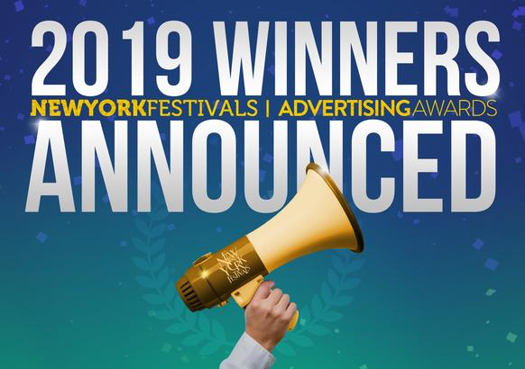 New York Festivals Advertising Awards Announces 2019 Winners