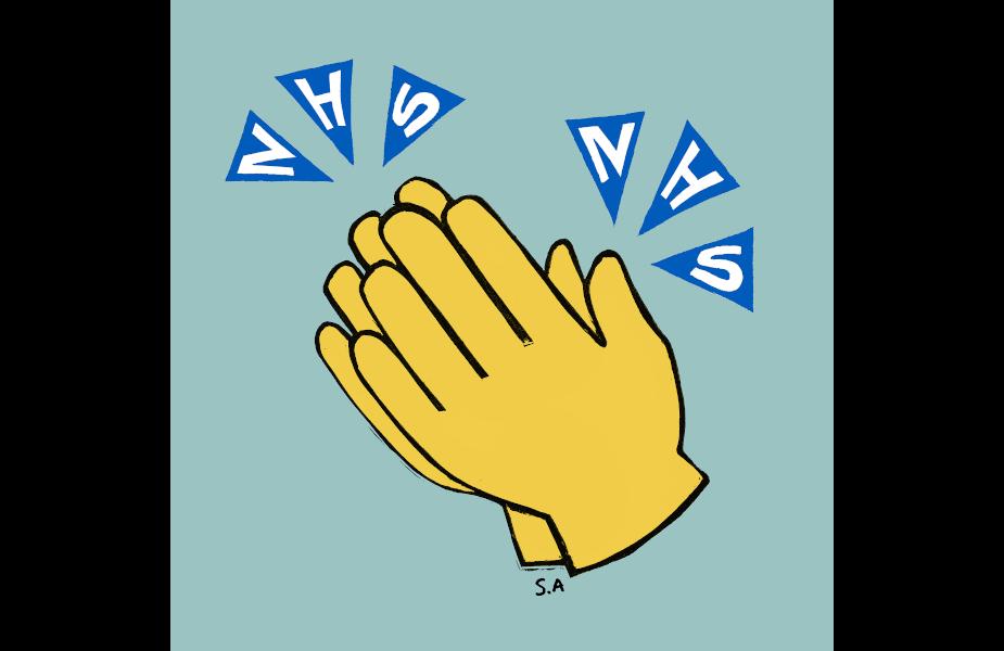 Engine's Sonny Adorjan Launches NHS #ClapForCarers Emoji