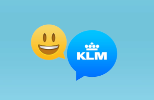 CODE D'AZUR Travels Around the World With Emojis in New KLM Campaign