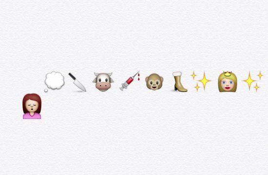 PETA Turns to the Language of Emojis to Expose Cruelty