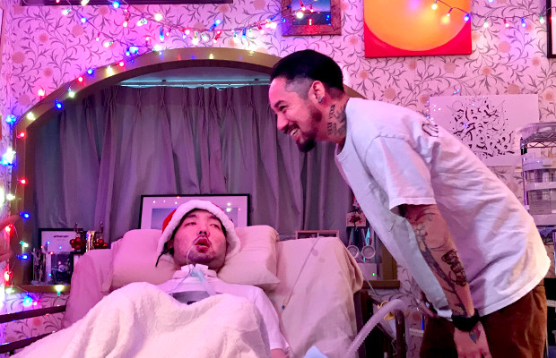 How Tokyo Creatives Used Brainwaves to Light Up Christmas for a Colleague with ALS
