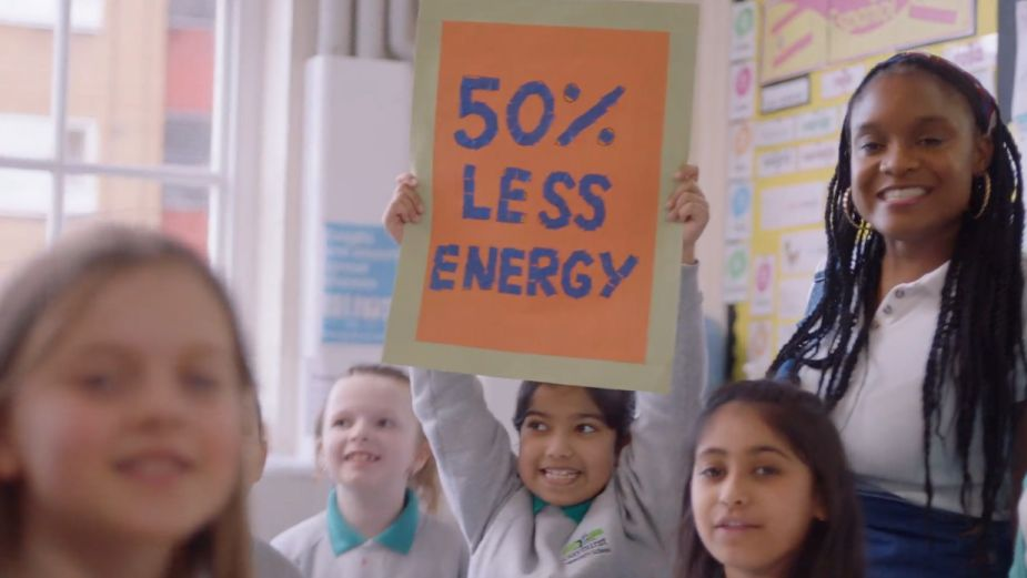 Spot Shows the 'Fairy Cool' Powers of Fairy Washing Up Liquid in Campaign from Saatchi & Saatchi