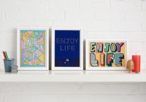 British Illustrators Turn Life Insurance Policies into Art