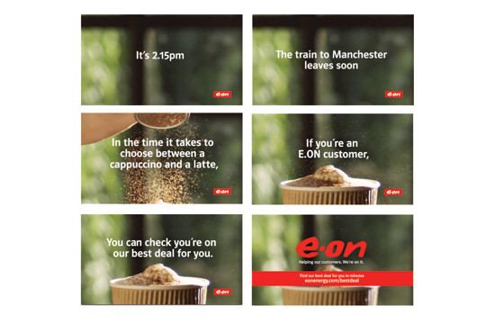 E.ON & LBi Launch 'Best Deal For You'