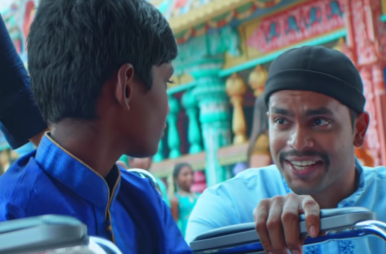 Touching Diwali Film for RHB Bank Centres on a Reformed Gangster