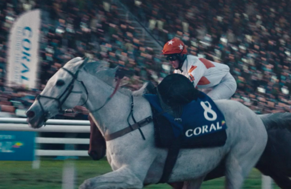 Coral Spot from BBH London Captures the Raw Drama and Excitement of Horse Racing
