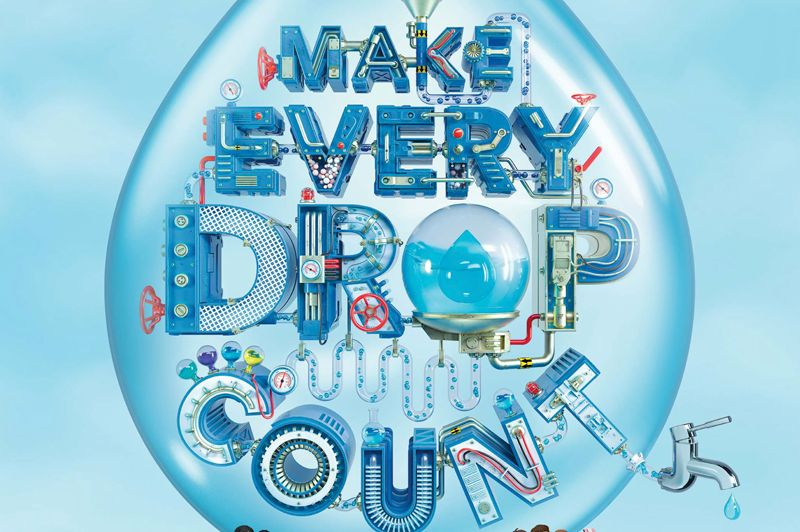 Public Utilities Board Singapore Makes Waves with 'Make Every Drop Count' Campaign