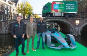 Heineken Announces Worldwide Partnership with Formula E
