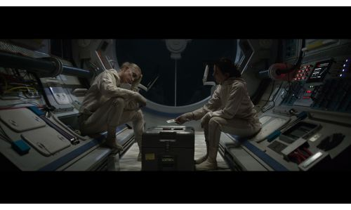 The Play Room's Adam Spivey Cuts Intense Short Film 'Exit Log'