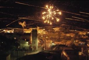 Greek Churches Deploy Firework Warfare in Explosive New Film