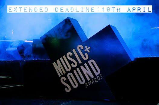 Music+Sound Awards Extends 2017 Entry Deadline