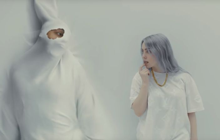 Morphing House Takes a 'Hostage' in Brooding Promo for Billie Eilish