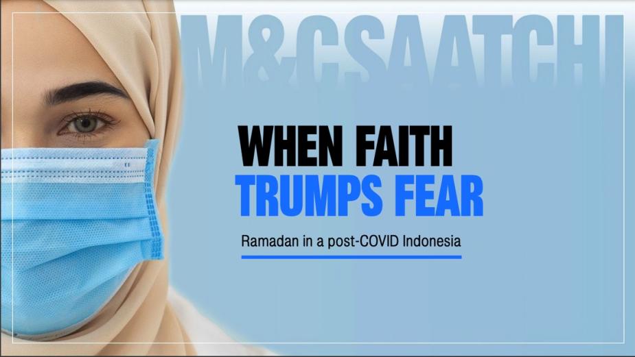 Faith Trumps Fear this Ramadan