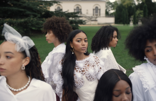Opulence, Majesty and Grace in New Music Video for Swedish Singer AWA