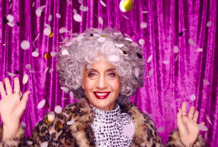 Familia's Craig Moore Glams Up Christmas with New Superdrug Spot
