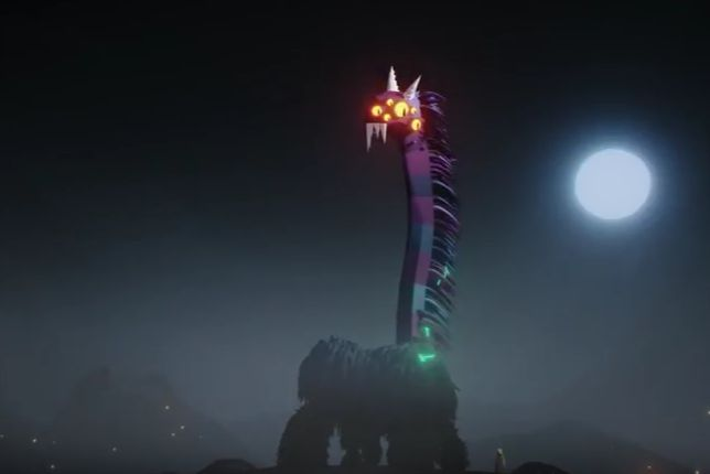 Kids Imagine Additives and Growth Hormones as Monsters in New Arla Spots