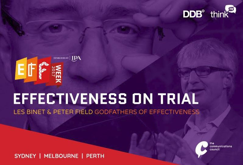 Les Binet and Peter Field to Speak at The Communications Council's Effectiveness Summits