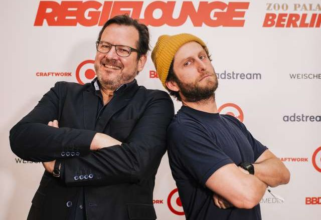 Top Directors Showcase Their Work at the 56th Regielounge
