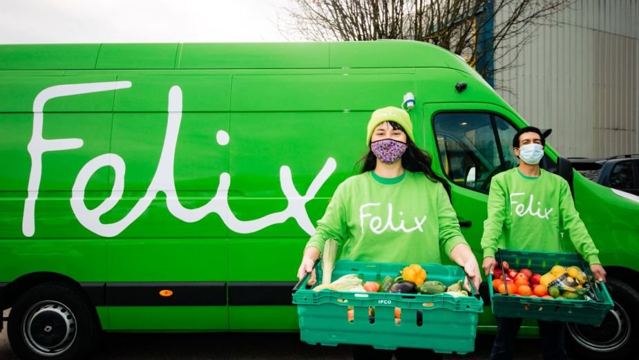How 'The Felix Project' is Feeding the UK