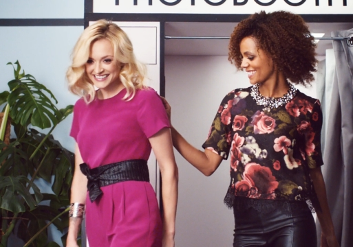 Fearne Cotton Can't Wait in St Luke's New Very Campaign
