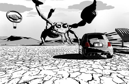 Superfad's Lucid Dreams for Fiat