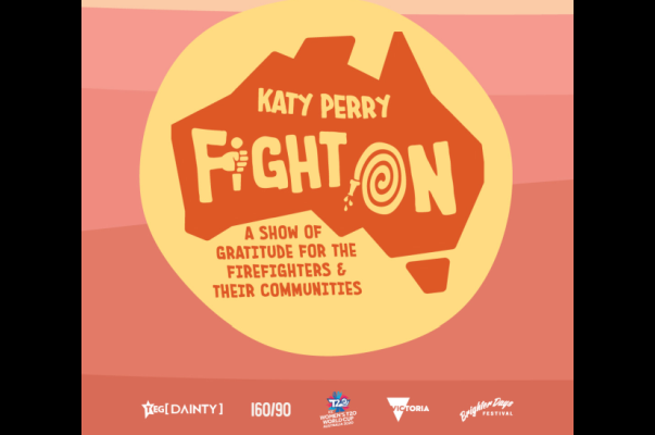 160over90 to Help Bring Katy Perry's FIGHT ON AU Concert to Life