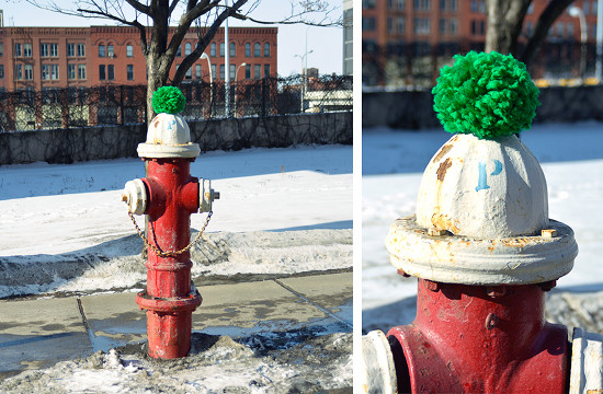 Street Beanies for Urban Objects