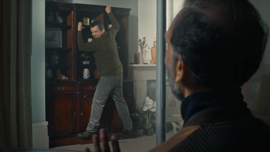 Delightfully Daft Vanish Spot Tackles the Scourge of 'Carpetphobia'