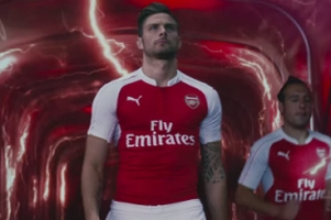 Arsenal Gets Powered By Fans in Electrically Charged Puma Ad