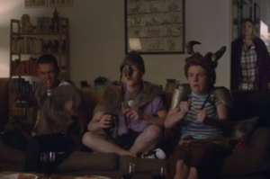 You Can Probably Relate to Samsung's Family Couch Moments