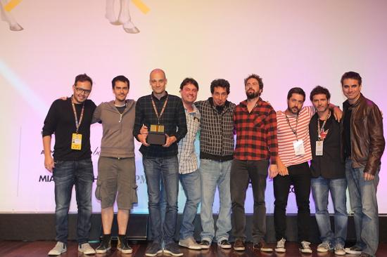 F/Nazca Saatchi Top Winner at Creative Club