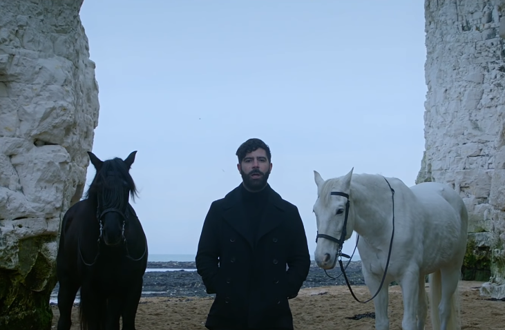 FAMILIA's David East Directs Beautiful 10-Minute Promo for FOALS' 'Neptune'